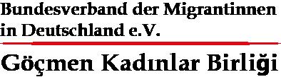 Bundesverband der Migrantinnen in Deutschland e.V.
