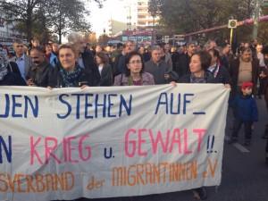 kobane yürüyüşü foto 1 d