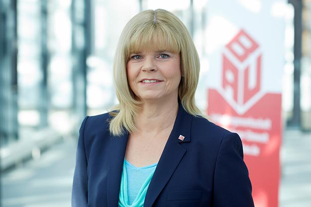 Ulrike Laux (Vorstandsbereich Gebäudereiniger-Handwerk, Mitbest